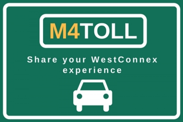 Share your WestConnex experience