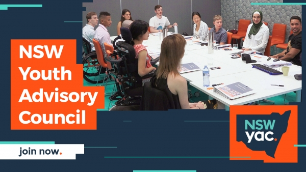 NSW Youth Advisory Council 2018