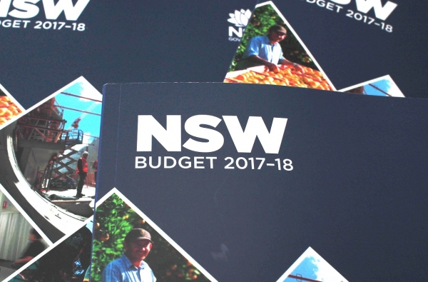 NSW Budget papers 2017-18